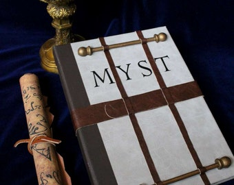 Myst Linking Book of D'ni iPad / Tablet / eReader / Kindle Cover (Inspired by Myst)