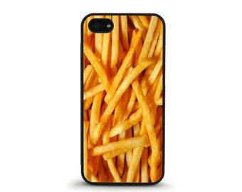 French Fries Case - iPhone 4/4s, 5/5S, 5C, 5SE, 6/6 plus, 7/7 Plus, Samsung Galaxy S4, S5, S6/edge/edge plus, S7/S7E