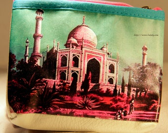 BOURSE #PORTE-MONNAIE #purse #Bollywood #rouge #red
