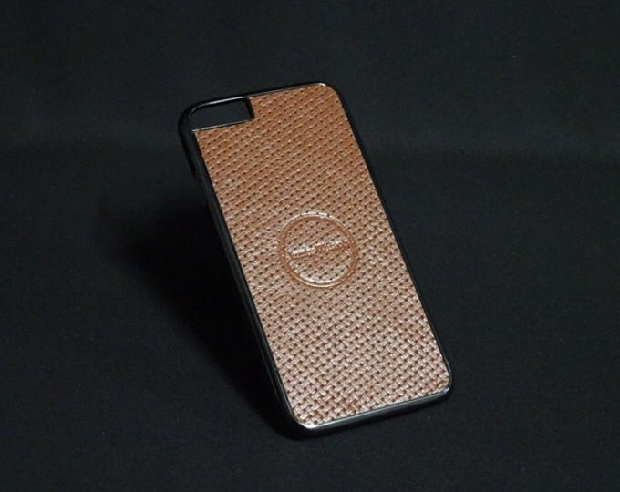 Jimmy Case - Fits Apple iPhone 6 6S - Basket Weave - Kangaroo leather - Handmade - James Watson