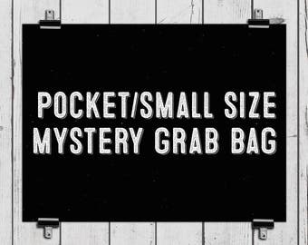 NEW!!! Pocket/Small Size Planner Mystery Grab Bag