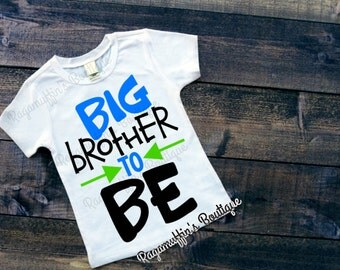 Big brother shirt, big brother to be shirt, big brother announcement shirt, I'm going to be a big bro shirt, pregnancy announcement shirt