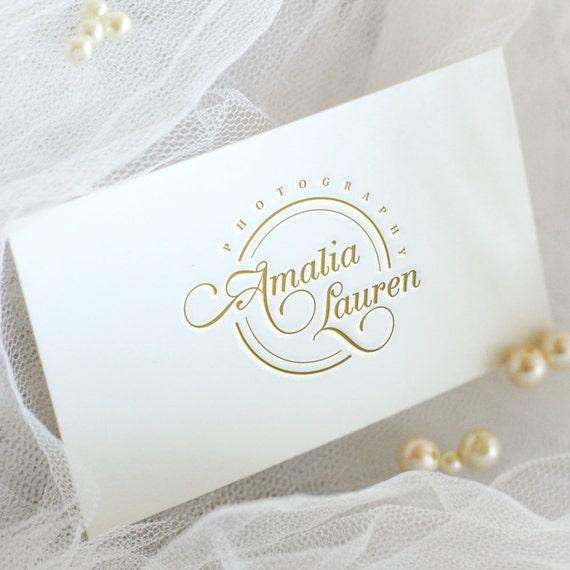 Wedding Logo Design, Custom Premade logo, Wedding Event, Wedding Logo Branding, Custom logo stamp, Emblem logo, Badge logo, Elegant Logo