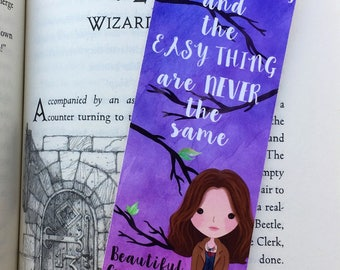 The right thing Bookmark