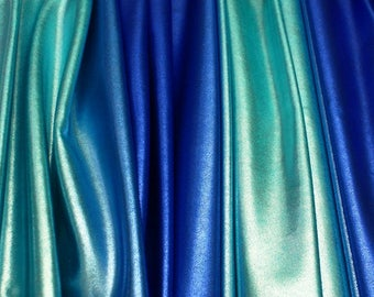 Ombre Spandex Fabric By The Yard