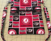University of Alabama Padded Cross-body Bag, Sling bag, Hipster, Ready to Ship