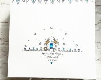 sc 1 st  Etsy & Baby keepsake box | Etsy Aboutintivar.Com