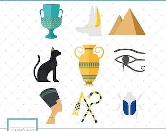 Egyptian clip art – Etsy DE