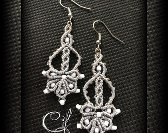 Macramè earrings