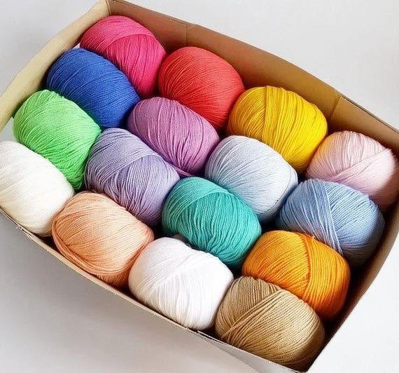 Gazzal baby cotton палитра