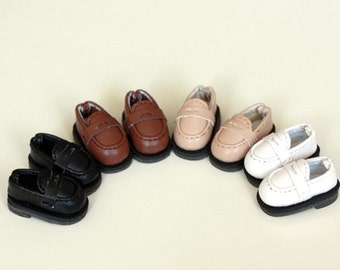 Student shoes for Blythe/DAL/Pullip/Momoko/AZONE/JerryBerry/Lati_y/PukiFee