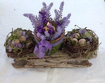 tabletop flowers etsy