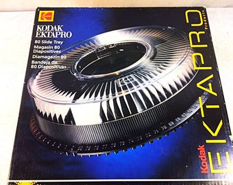 Kodak Ektapro 80 Slide Tray - In original Box