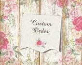 Custom Order for MihailaAnna