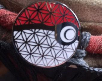 Pokeman hat pin