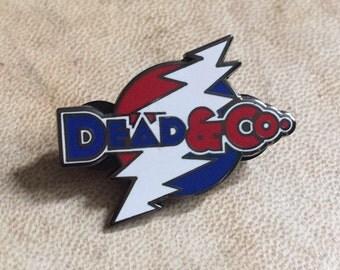 Dead & Co hat pin