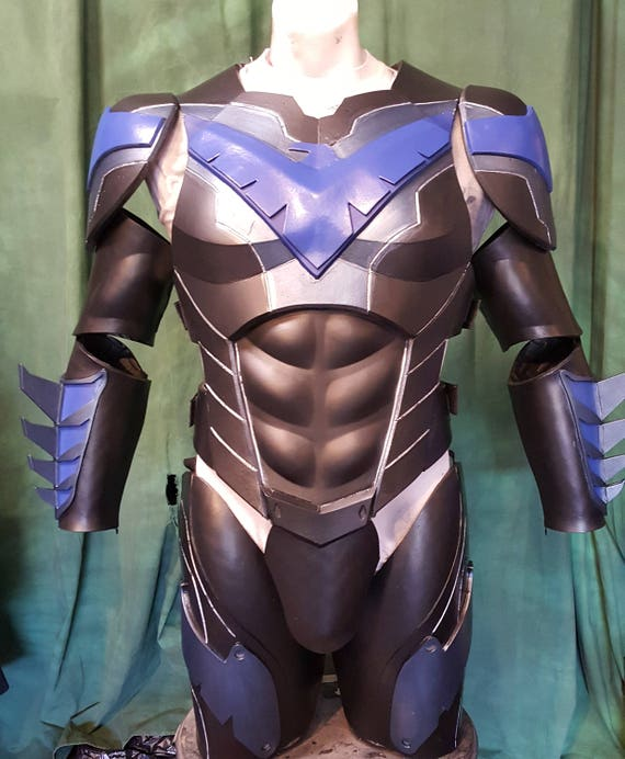 nightwlng complete foam armor templates from xiengprod on. Black Bedroom Furniture Sets. Home Design Ideas
