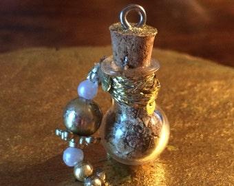 Fairy Spell Bottle for Protection