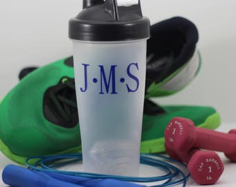 Protein shaker bottle, Shaker cup, Personalized protein shaker, Protein powder cup, Shaker bottle, Shaker cup, Gift for dads, PRO 057