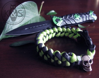 sell mix of small bracelets !!! paracord 550