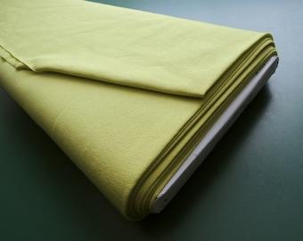 SALE -20% | Viscose Jersey | Lime | Yellow | Viscose Elastan | 125 cm width