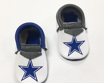 Dallas Cowboys Moccasins
