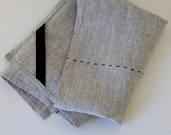 Linen Kitchen Towel/ Hostess Gift/ Linen Dish Towel