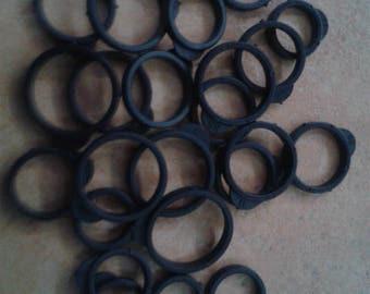 Plastic Ring Sizer Set - 23 pcs