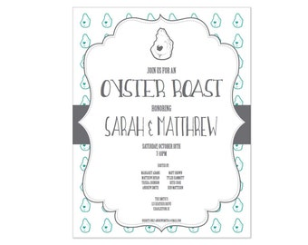Oyster Roast Engagement Party