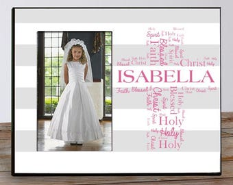 First Communion Gift For Girls, First Communion Girl Gift, Personalized First Communion, Best First Communion Gifts, Girls First Communion
