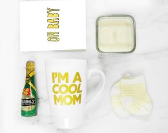 Baby Bump Gift Box