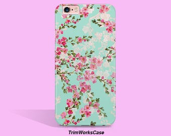 iPhone 6 case iPhone7 Plus Case spring iPhone 5 Case iPhone 7 Case floral Samsung Galaxy S4 Case Samsung Galaxy S5 Case Galaxy S6 Case