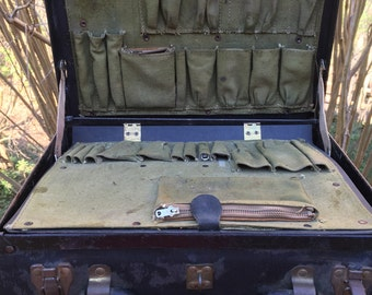 Vintage Western Electric Linesman Tool Box