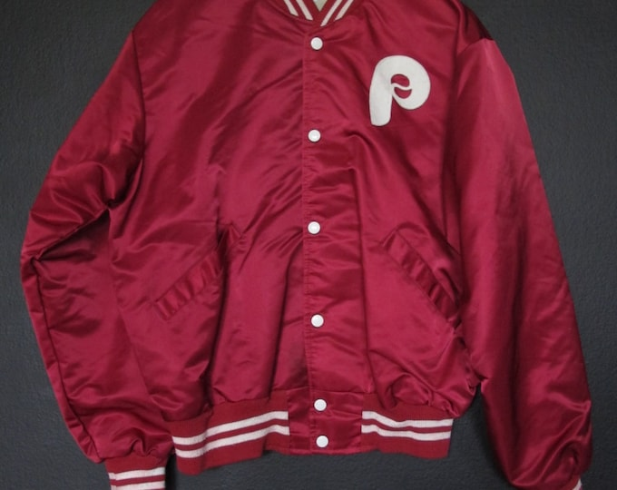 Philadelphia Phillies MLB 1970-80's vintage Jacket