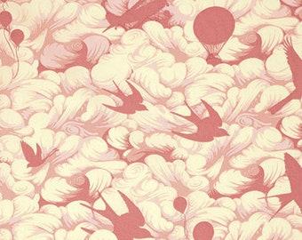 Tula Pink - Bumble - Cotton Candy Cloud - Sorbet - Free Spirit - Price Per Yard