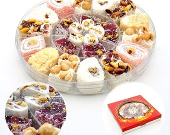 Mixed Feast Table Turkish Delight LOKUM (500 grams)