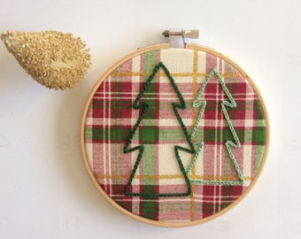 Adventure Awaits Hoop Art By Maedaythreads On Etsy