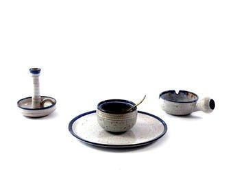 Set of 5 ceramics