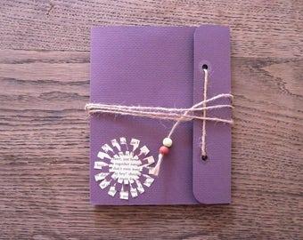 "Notebook ""purple"""