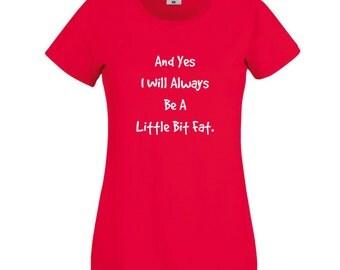 Bridget Jones Quote T Shirt