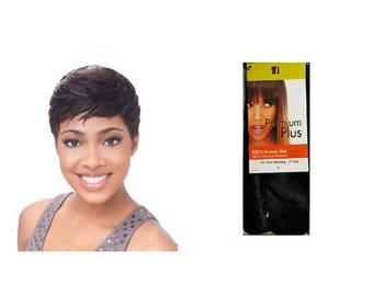 CLEARANCE!! PREMIUM PLUS 100% Human Hair, Tara Weaving - 27 Psc