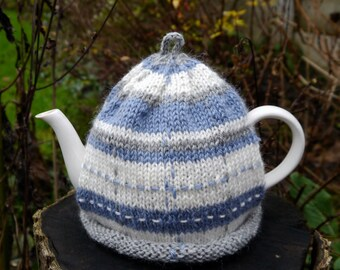 Tea Cosy Blue Tartan