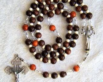 St. Pio of Pietrelcina 5-Decade Rosary