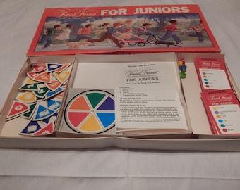 Vintage Trivial Pursuit For Juniors 1987
