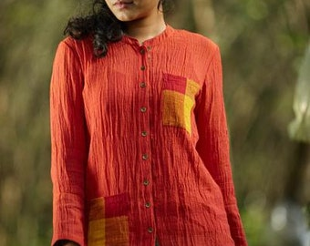 Colour of Poppies Shirt