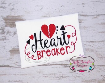 Heart Breaker// Valentines Day shirt