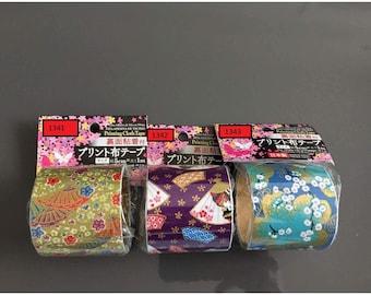 Japanese origami washi tapes