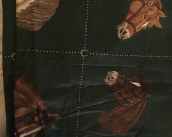 Beautiful* 2+ Yard Horse fabric