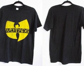 Wu Tang Clan official licensed Tee S-XL Wu Tang Clan shirt