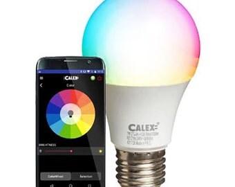 Calex LED bluetooth smart light bulb